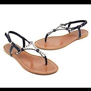 Lauren Ralph Lauren Alexa Flat Sandals